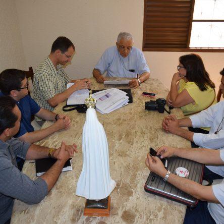 Diocese de Iguatu recebe visita de represente da Kirche in Not