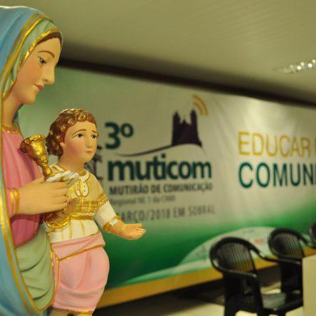3º. MUTICOM reúne, em Sobral, duzentos representantes das PASCOM do Ceará