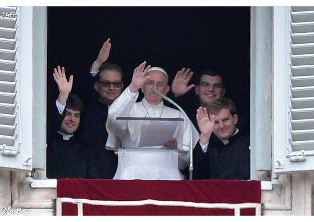 Papa: seguir Jesus Bom Pastor, único guia seguro que dá sentido à vida