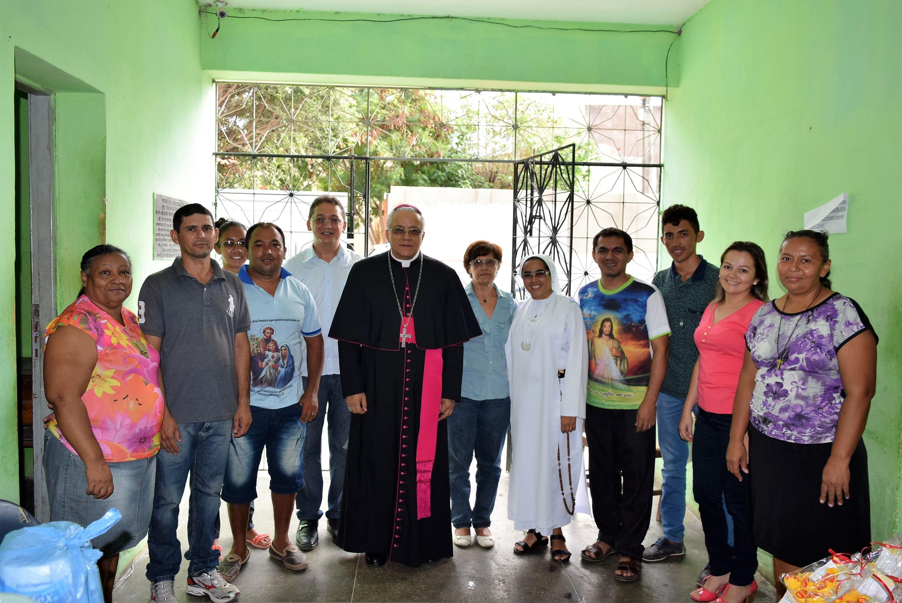 Pastoral Carcerária: Dom Edson prossegue com intensa agenda de visitas