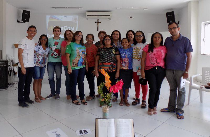 Pastoral da comunicação, em Acopiara, realiza encontro de Formação