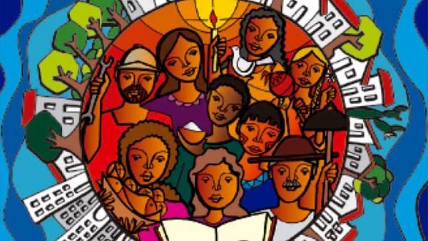 ABERTURA DO ANO NACIONAL DO LAICATO NA PARÓQUIA NOSSA SENHORA DO PERPÉTUO SOCORRO, EM  ACOPIARA/CE