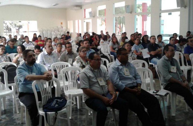 DIOCESE DE IGUATU REALIZA DIA DE ESTUDO E PLANEJAMENTO DA CAMPANHA DA FRATERNIDADE 2018