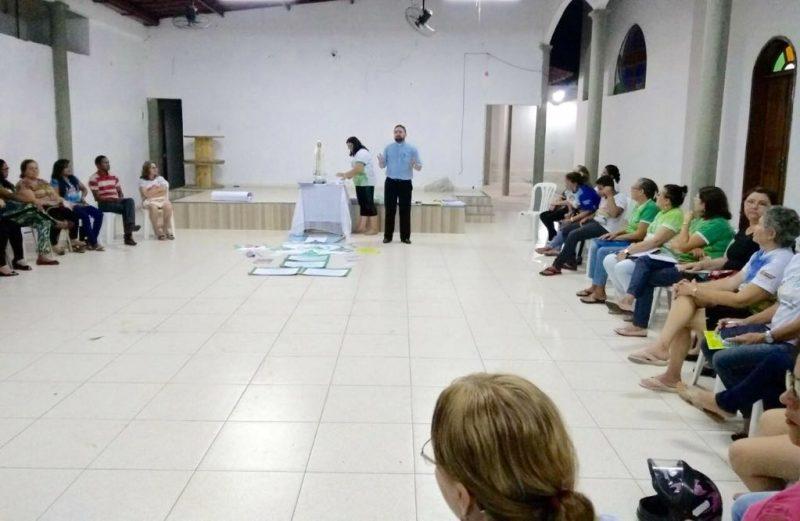 PAROQUIA DO PRADO: Reunião dos Líderes da Pastoral da Criança