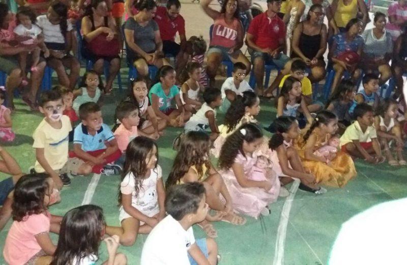 PARÓQUIA DO PRADO (IGUATU): 602 crianças já são acompanhadas pela Pastoral da Criança, promovendo o Evangelho da Vida