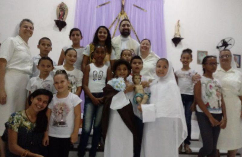PARÓQUIA DO PRADO: Festa de São José na Vila Coqueiro