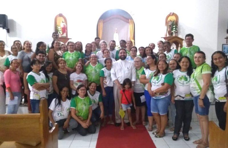 Pastoral da Criança – Paróquia do Prado (Iguatu): já são 709 crianças sendo acompanhadas