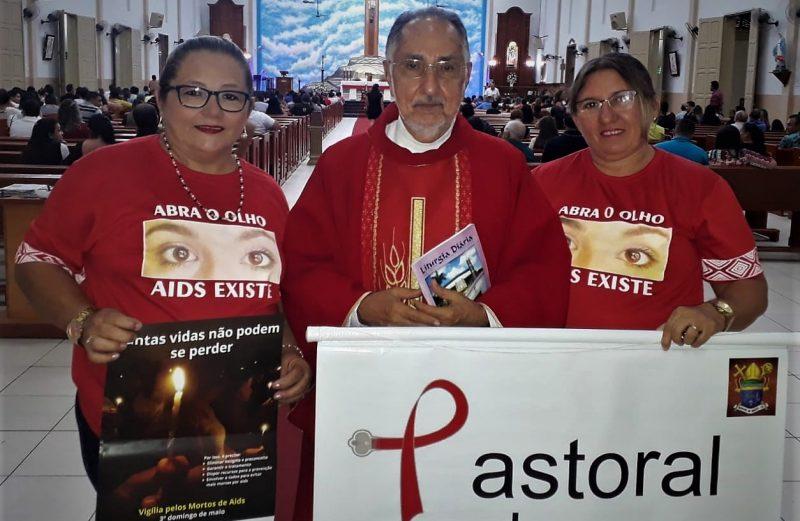 Vigília pelos mortos vítimas da Aids foi realizada em Iguatu