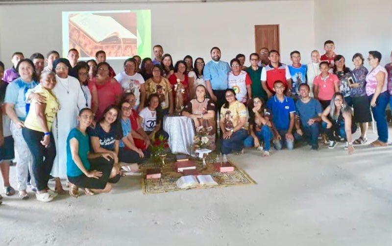 DIOCESE DE IGUATU: Coordenacão de Pastoral cumpre agenda itinerante nos Zonais