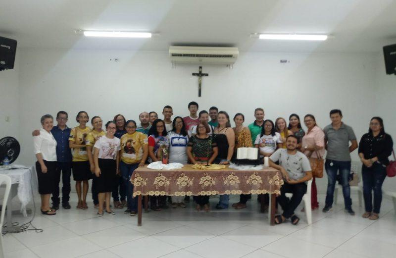 ASSEMBLEIAS DOS ZONAIS –avaliando andamento do Plano de Pastoral