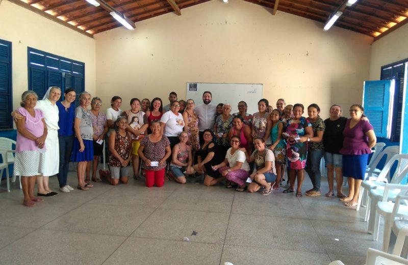 PARÓQUIA DO PRADO – Iguatu  RODAS DE TERAPIA COMUNITÁRIA INTEGRATIVA