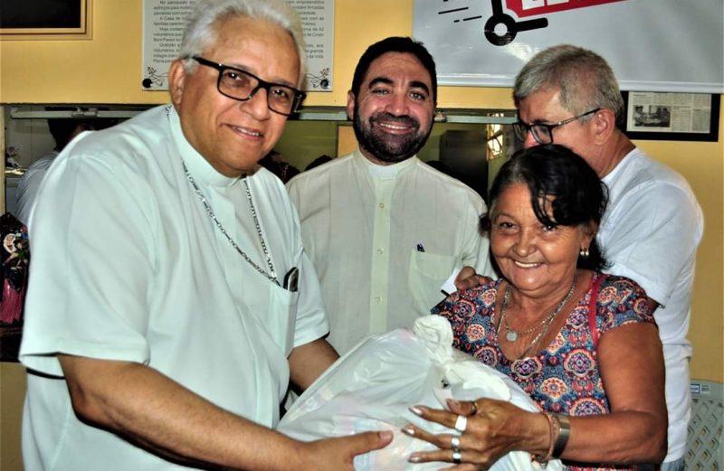 PAROQUIA DO PRADO em Iguatu – Semana Paroquial dos Pobres