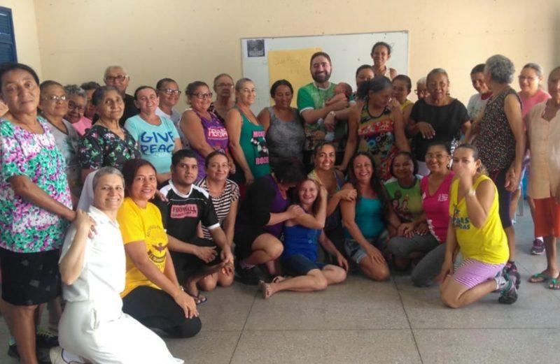 A Terapia Comunitária Integrativa (TCI) na Paróquia do Prado