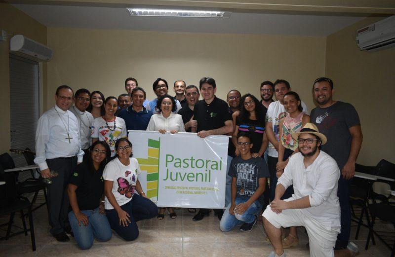 DIOCESE DE IGUATU PARTICIPA DA ASSEMBLEIA DA COMISSÃO PARA JUVENTUDE DO REGIONAL NE 1