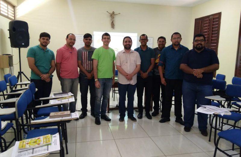 Encontro de Formação Pastoral com os Seminaristas Estagiários